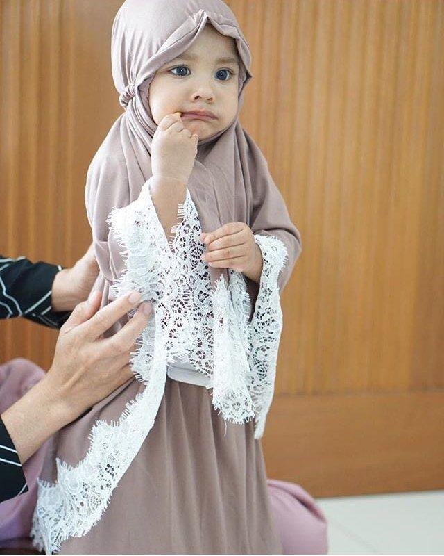 680+ Gambar Anak Kecil Pakai Hijab HD Terbaik