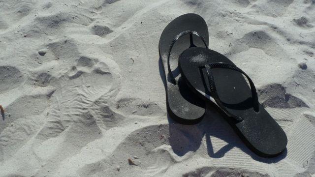 sandal buat alas duduk