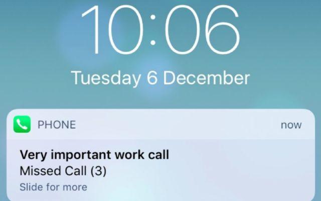 Tetap bisa terima panggilan mahapenting