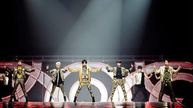 SHINee dikenal sebagai salah satu idol group dengan kemampuan vokal dan dane terbaik