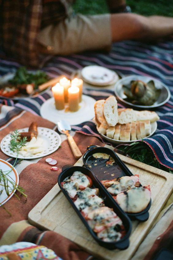 Nikmati serunya nyiapin bekal piknik sendiri