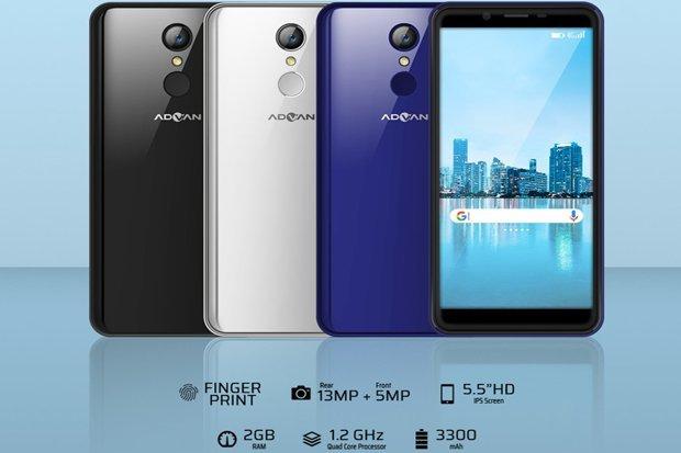 Advan i6 dibanderol dengan harga Rp.1.499.000