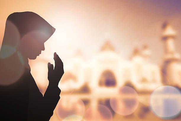 Berdoa memohon kemudahan