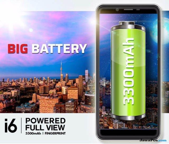 Advan i6 big battery