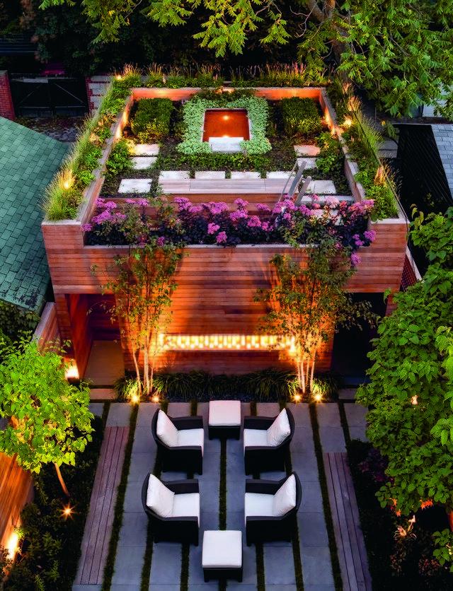 rooftop warna-warni