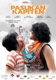 Cover Film Pasukan Kapiten