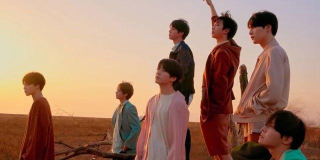 BTS – Love Is Not Over