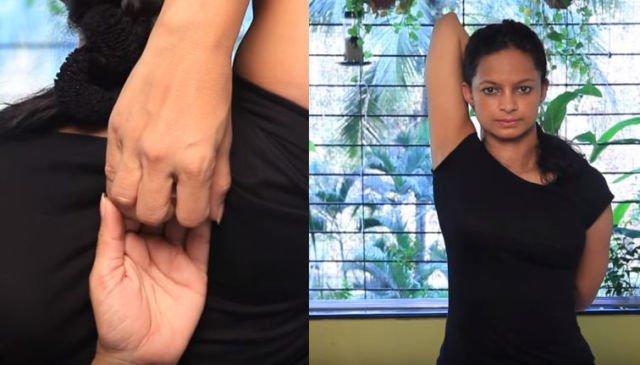 hipwee 3 13 640x365 - 7 Gerakan Yoga Sederhana yang Bisa Dilakukan di Kantor. Rasa Capek Bisa Hilang Seketika Lho