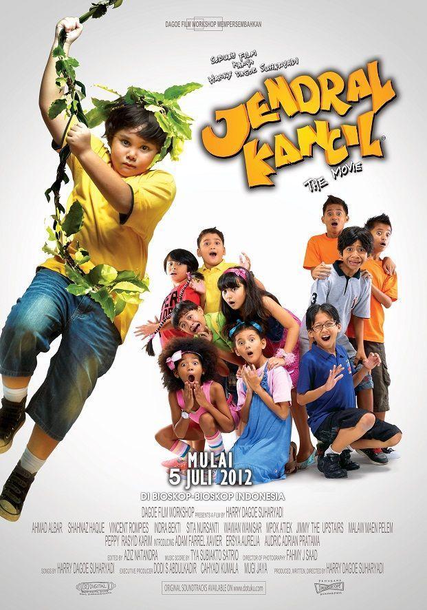 Cover Film Jendral Kancil