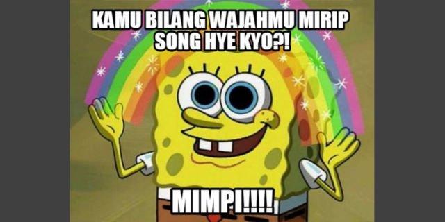 Song Hye… Bye!