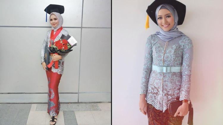 12 Hijab Wisuda Simpel Ini Bikin Kamu Makin Pd Untuk Tampil