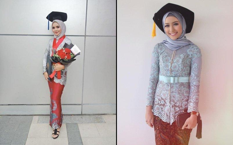 12 Hijab Wisuda Simpel Ini Bikin Kamu Makin Pd Untuk Tampil Sederhana Pakai Sendiri Bisa