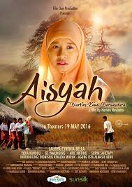 Cover Film Aisyah: Ijinkan Kami Bersaudara