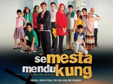 Cover Film Semesta Mendukung
