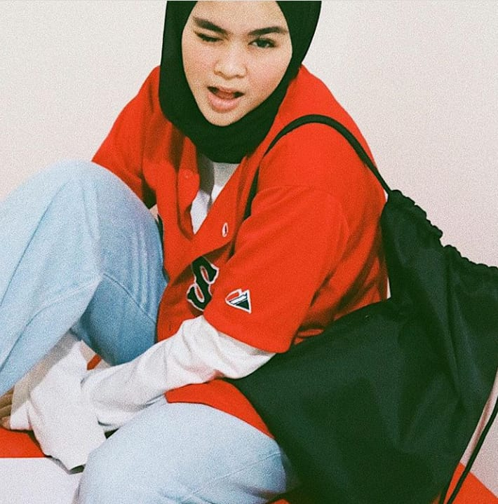 17 Hijab Sporty Style Ala Sivia Azizah Cocok Buat Kamu Cewek Quirky Yang Aktif Dan Percaya Diri