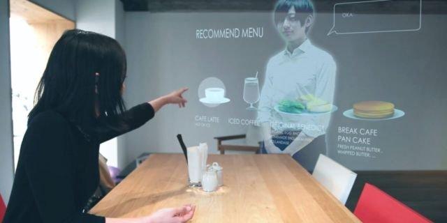 Augmented Reality pada dunia kuliner