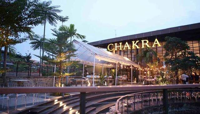 Tampak Depan Chakra Venue