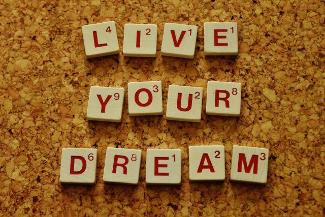Gunakan kesempatan untuk raih impian