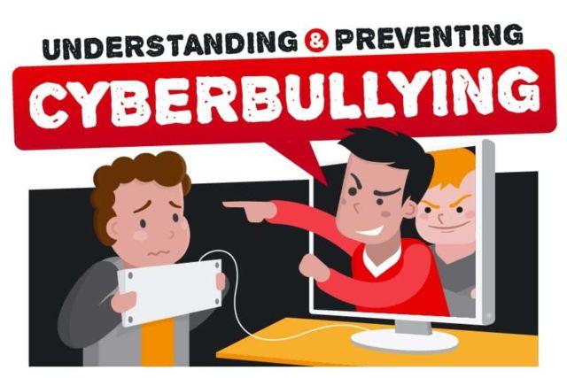 cyber bullying warning signs