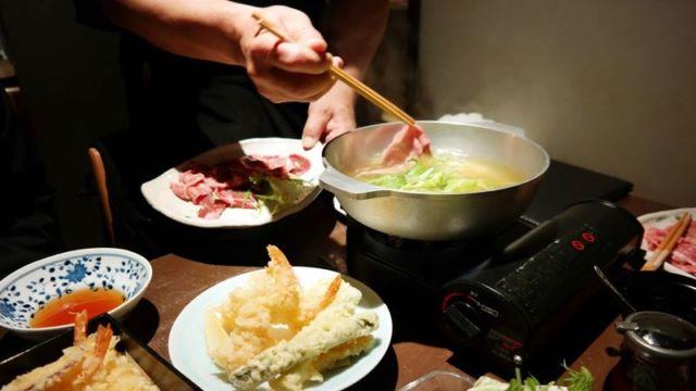 Suki halal di Jepang