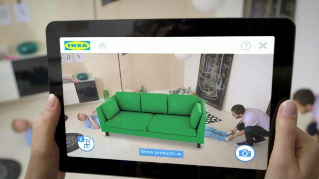 Augmented Reality pada bidang properti