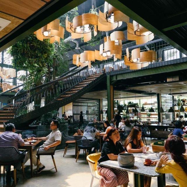Suasana Kayu Kayu Restaurant