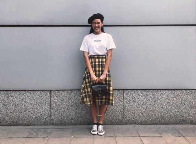 Outfit nyaman