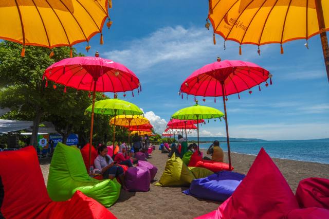 Pantai Pulau Santen