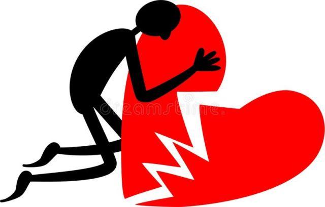 embrace your broken heart