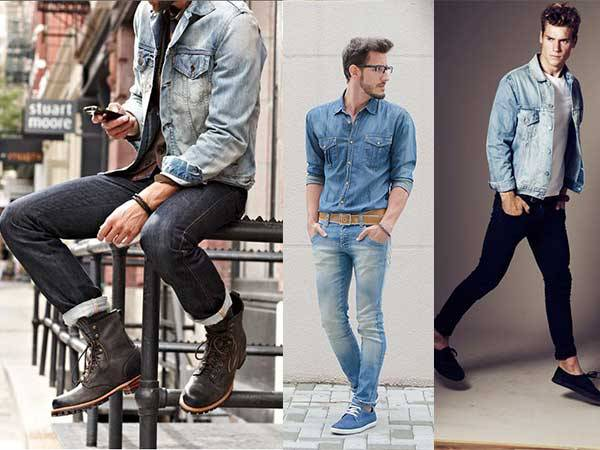 Simple-dan-edgy-pakaian-jenis-denim