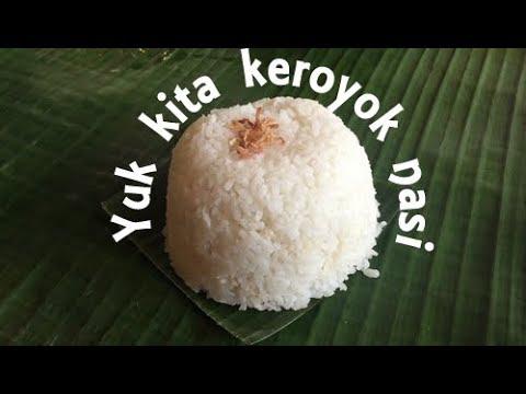 keroyok nasi