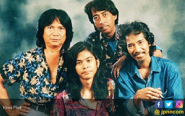 Salah satu legend-nya musisi Indonesia