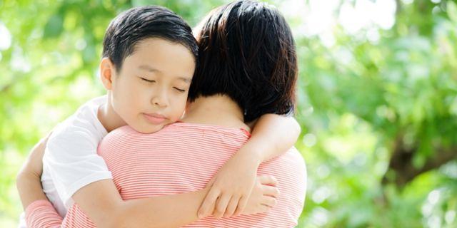 karena bagi kami, pelukanmu ibarat rumah