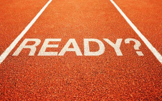 Yes, I'm ready