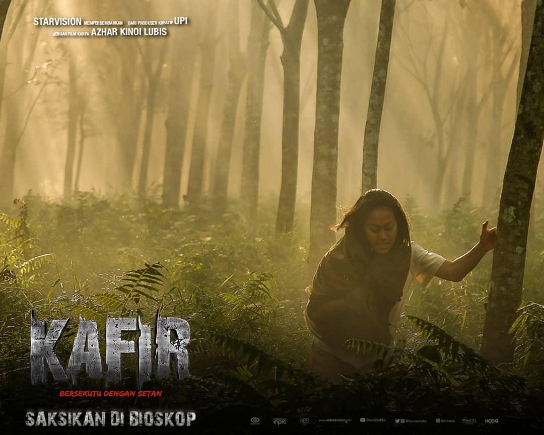 [Review] Kafir: Bersekutu dengan Setan, Film Horor dengan
