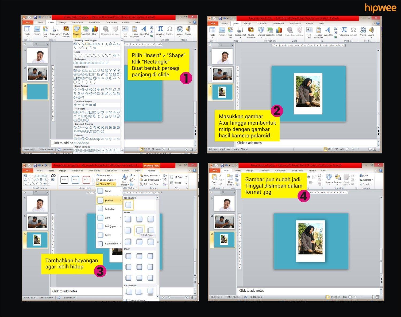5 Cara Edit Foto Pakai Microsoft Powerpoint. Cocok Buat ...