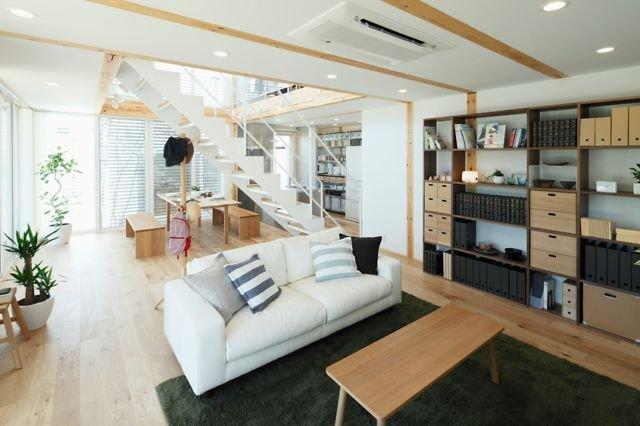 Penggunaan Furniture yang Simple