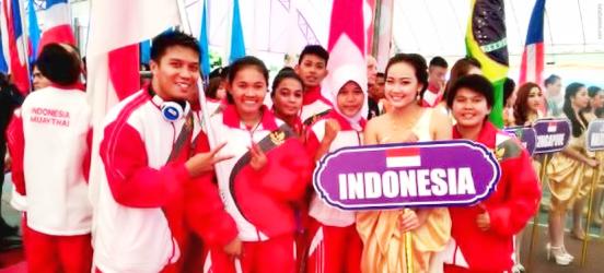 Prestasi Indonesia dalam Ajang Muay Thai