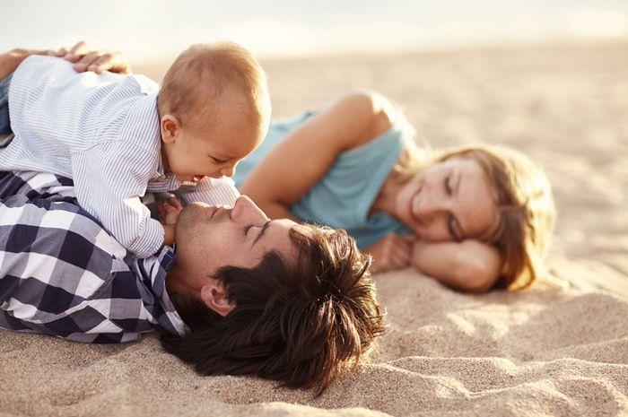 7 Tips Buat Kamu yang Mau Traveling Bersama Bayi. Meskipun Rempong Tapi  Tetep Asyik Kok!