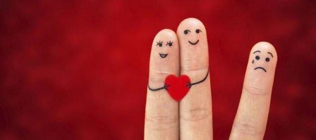 Aku, kau dan dia