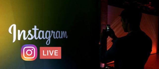 Siaran Langsung Instagram Live Stories Sudah Bisa Dicoba Di In…