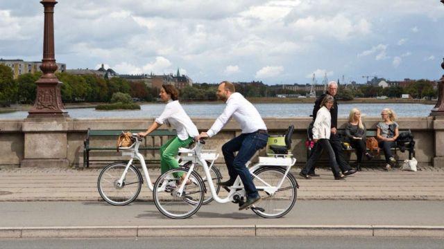 Kopenhagen kota ramah sepeda