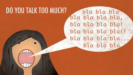 Wanita Lebih Banyak Bicara