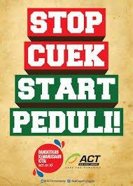 stop cuek