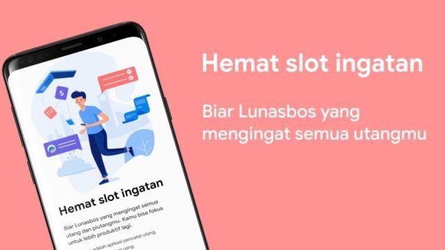 Lunasbos - Aplikasi Pencatat Utang Dua Arah