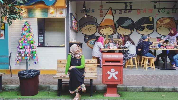 Little Seoul Destinasi Kuliner Ala Korea Yang Lagi Hits Di