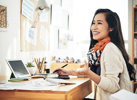 10 ways to get and stay happy at work