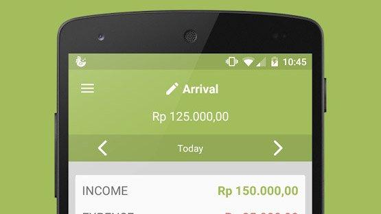 UangKu – My Money Management
