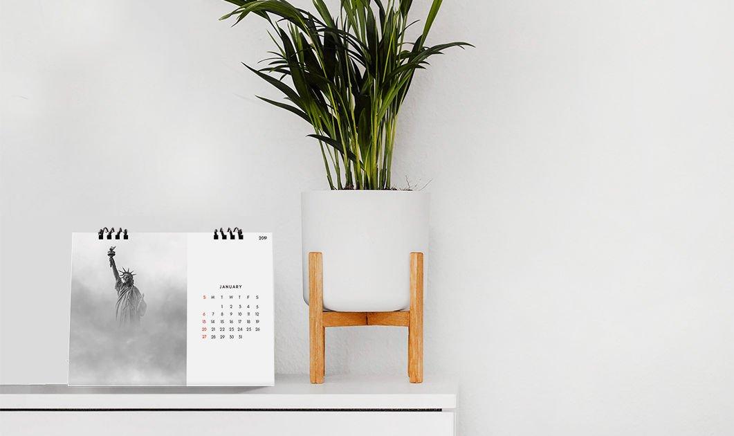 Ini Dia Desain-Desain Kalender Keren yang Bisa Kamu Tiru ...