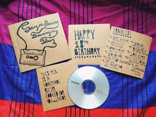Mixtape Gift